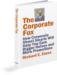 The Corporate Fox book object